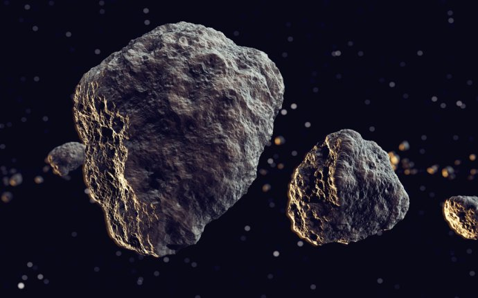 Asteroid Bitcoin Miner | Space Wallpapers in Toplist