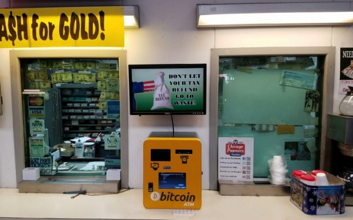 Bitcoin ATM in Chicago - Chicago Pawners and Jewelers