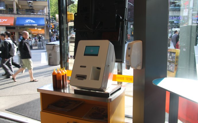 Bitcoin ATM Map - Find Your Nearest Bitcoin ATM
