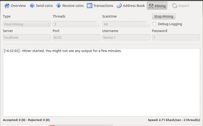 Bitcoin Mining Pool Server Software. MultiMiner: Bitcoin Mining