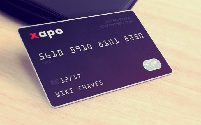 CoinReport Xapo Launches Credit Card Linked To Bitcoin Wallet