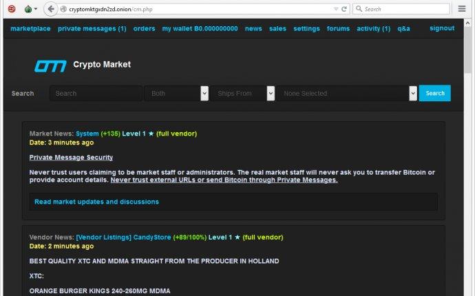 Crypto Market Guide   Silk Road Drugs