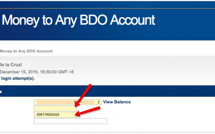 How do I cash in using BDO Online Banking? – Coins.ph Help Center