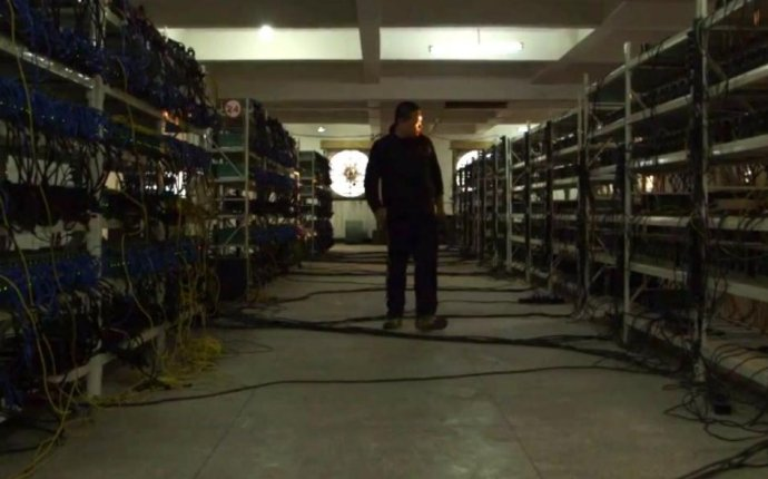 Inside the Chinese Bitcoin Mine That s Grossing $1.5M a Month