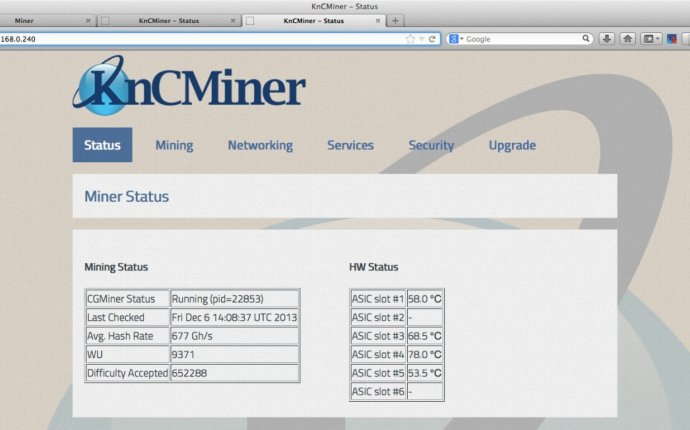 Most Powerful Bitcoin Miner KnC Jupiter - Business Insider