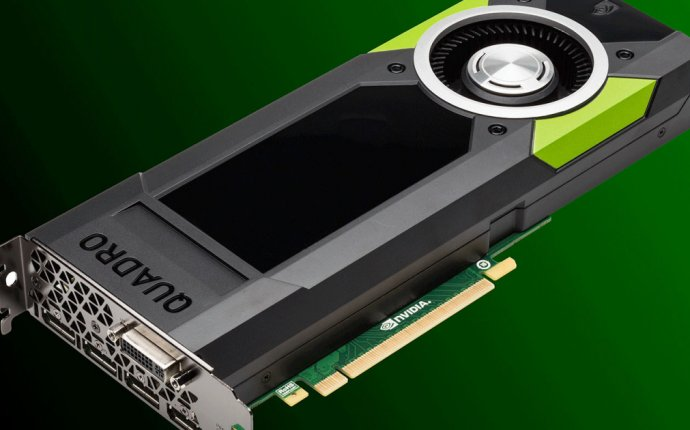 Nvidia Pushes GPUs To The Limit With New 24GB Quadro | Digital Trends