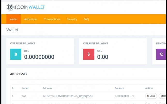 Orange 4 Wallet - Fastest Bitcoin Wallet Powered by Orange 4