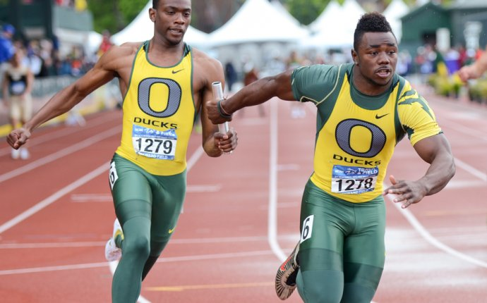 Oregon Ducks Track And Field
