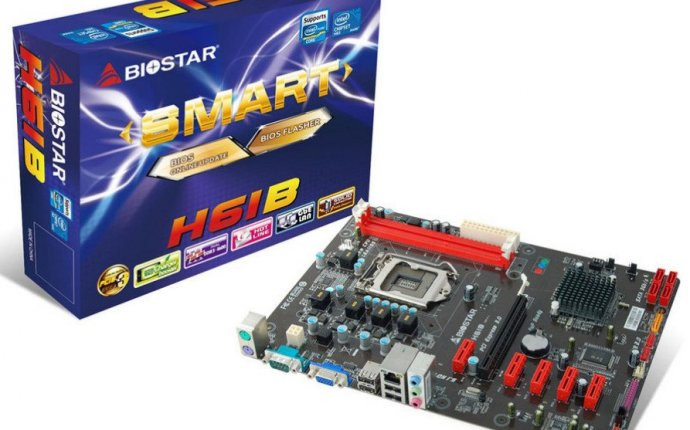 Two Bitcoin Mining Motherboards Introduced By BIOSTAR | eTeknix