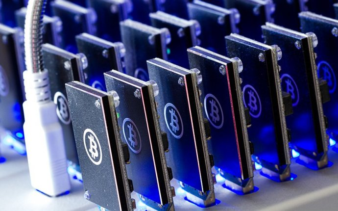 Top Bitcoin mining hardware