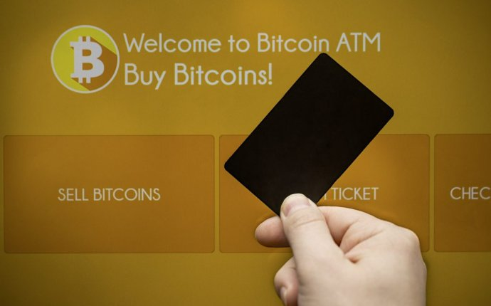 Bitcoin wallet card