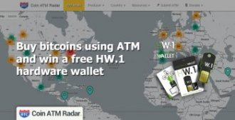 Fre hardware wallet for bitcoin ATM usage