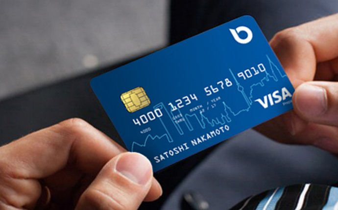 Prepaid debit card Bitcoin