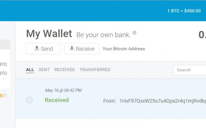 Blockchain wallet Review