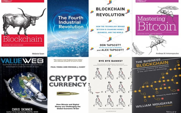 Best blockchain books